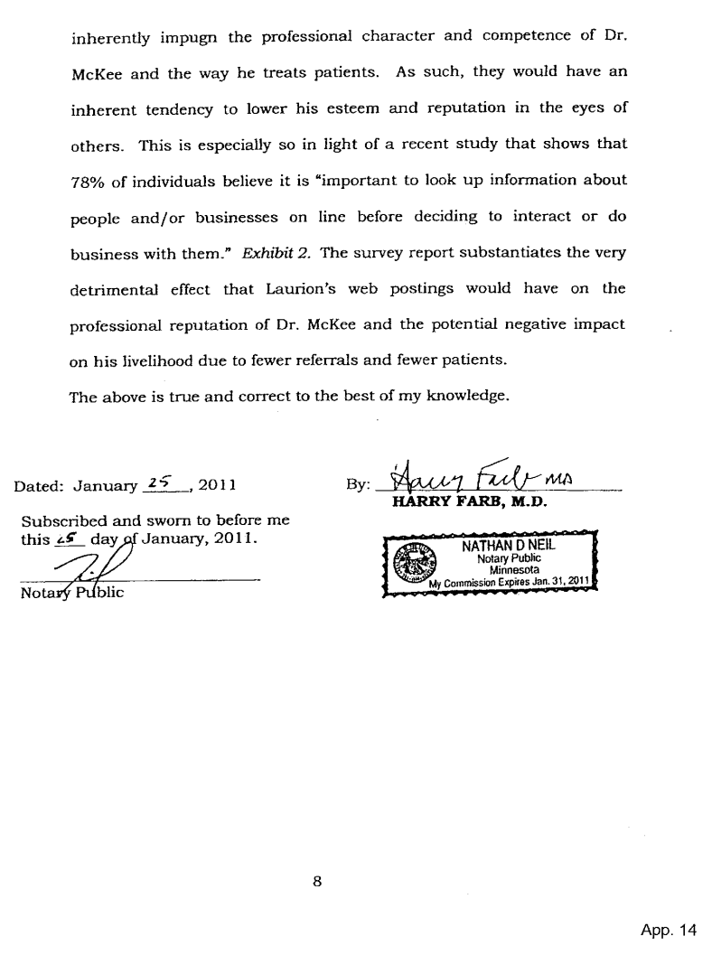 Document-2011-01-25-Harry-Farb-Affidavit-P8