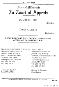Document-2011-09-21-McKee-Reply-Brief-To-Appellate-Court-Cover